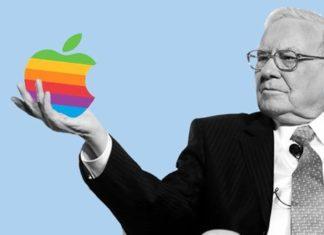 Обратный выкуп акций Apple и Berkshire