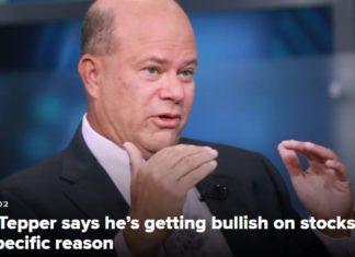 Дэвид Теппер поставил ва-банк на американские акции