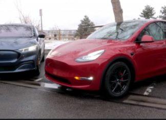 Новые эклектрокары от Тесла и Форд