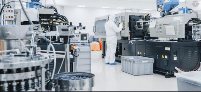 Оборудование для производства полупроводниковых чипов