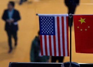 Напряжение в американско китайских отношениях