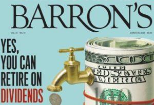 Barrons - еженедельный финансовый журнал