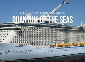 Корабль Quantum of the Seas
