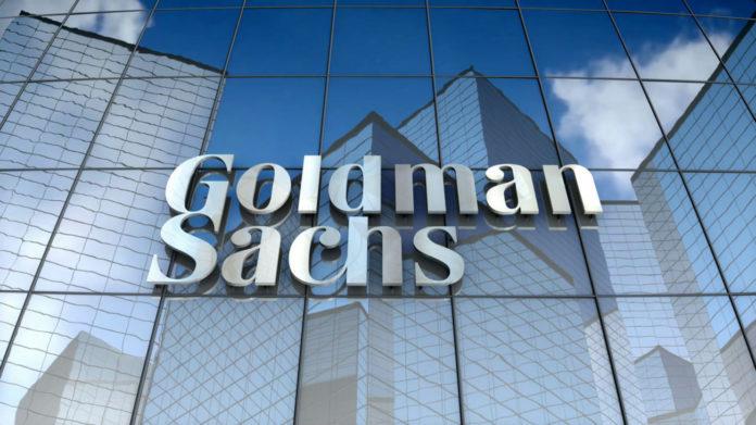 здание Goldman Sachs
