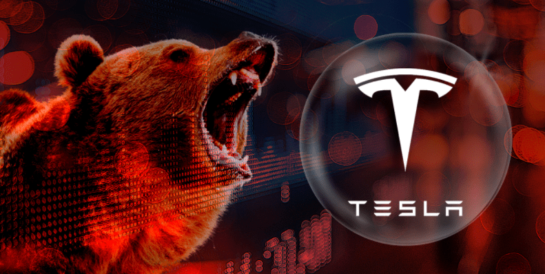 Скептики по акциям Тесла считают что данные за квартал вышли провальными
