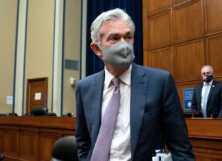 Пресс конференция Джероми Пауэлла после заседания ФРС