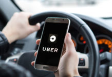 Спрос на такси Uber вырос в марте 2021