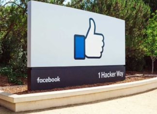 фейсбук - компания лидер роста