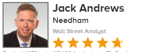 Аналитик Jack Andrews из Needham