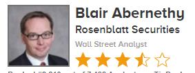 Blair Abernethy из Rosenblatt