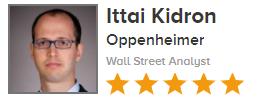 Аналитик Ittai Kidron из Oppenheimer