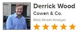 аналитик J. Derrick Wood